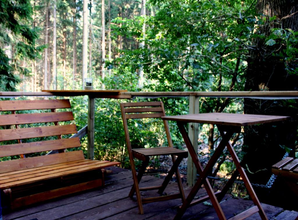 ferienwohnung bremerv rde kanaan elbe weser dreieck das baumhaus. Black Bedroom Furniture Sets. Home Design Ideas